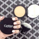 Maquillaje en polvo compacto piel mate Gelden