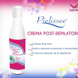 Crema post-depilatoria pielissee