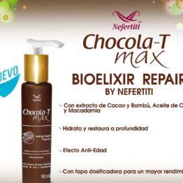 Bioelixir de chocolat-max termoprotector nefertiti