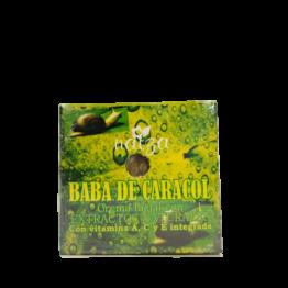 Crema facial con baba de caracol Natza