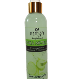 Agua micelar de pepino Natza