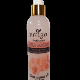 Agua micelar de rosas Natza