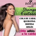 Shampoo 4 Extractos Natza