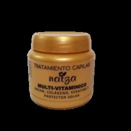 Tratamiento capilar Multi-Vitaminico Natza